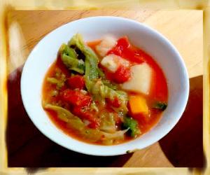 トマトスープss