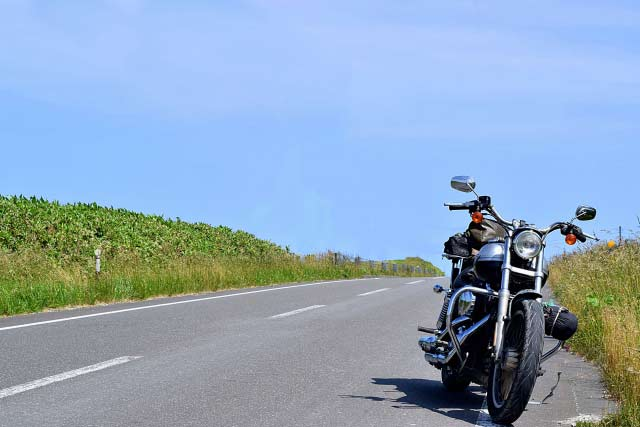 バイクに乗ろう!