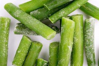 冷凍野菜を活用
